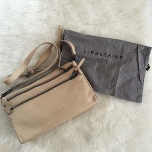 AUTHENTIC 💯LIEBESKIND BERLIN LEATHER PURSE NWOT